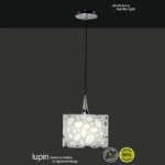 M1363 Lupin White Ceiling Pendant