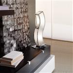 Duna Modern Table Lamp Chrome M0396