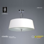 Ninette Semi Flush Ceiling Light