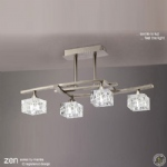 M1440SN Zen Semi Flush Light