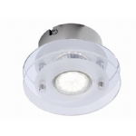 11821-17 Stefan Single LED ceiling Light