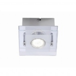 11822-17 Stefan Single LED Ceiling Light