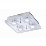 Stefan LED Ceiling 4 Light 11825-17