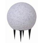 19232-15 Fadia Globe Outdoor 200mm Spike Light