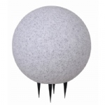 19233-15 Fadia Globe Outdoor 300mm Spike Light