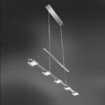 Daan LED Rise & Fall Pendant 2445-17