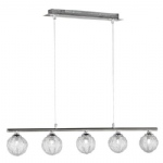 Womble 5 Light Pendant 2790-55