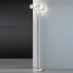 Womble Halogen Floor Lamp 396-55