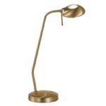 Tucana LED Table Lamp Old Brass 4652-11