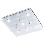 Chiron Flush LED Ceiling Light 6105-17