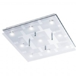 Chiron Flush LED Ceiling Light 6110-17