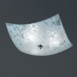 Samant Square Flush Ceiling Light 6263-16