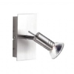 Zehra Wall spotlight Steel 6371-55