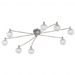 Womble 8 Arm Ceiling Light 6798-55