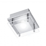 Chiron LED Small Chrome Bathroom Light 6865-17