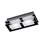 Chiron LED Bathroom Double Ceiling Light 6866-17