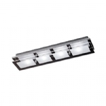 6897-17 Chiron LED Bathroom Ceiling 4 Light