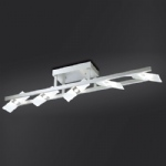 Pukka LED Ceiling 5 Light 8003-95