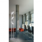 Pukka LED Aluminium Floor Lamp 801-95