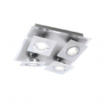 Rotator Aluminium Spot 4 Light 8030-95