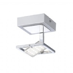 Fantino Small LED Chrome Ceiling Light 8064-17
