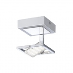 Fantino LED Chrome Ceiling Light 8065-17
