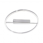 8084-55 Inigo Circular LED Ceiling Light