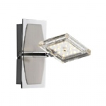 8641-17 Daan-RGB LED Chrome Wall Light