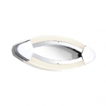 Bailee LED Chrome Wall Light 9336-17