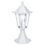 White post lights the lighting superstore laterna 5 outdoor post light 22466 aloadofball Gallery