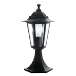 Laterna 4 Outdoor post light 22472