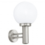 Nisia Globe Outdoor Wall Light 30205