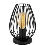 Newtown Cage Contemporary Table Lamp 49481