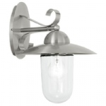 Milton Stainless Steel Wall Light 83588