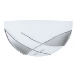 Raya Wall Light Frosted Glass 89759