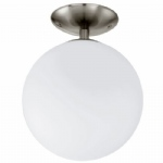 91589 Rondo Semi Flush Light
