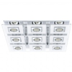 Cabo LED 9 Light Fitting 92877