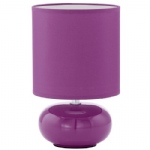 93047 Trondio Purple Table Lamp