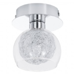 93066 Oviedo 1 Single Ceiling Light