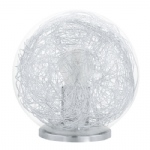 Luberio Round Table Lamp 93075