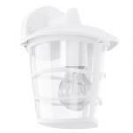Aloria Outdoor White Wall Light 93095