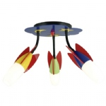 93185 Laia 1 Childrens Ceiling Light