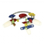 93187 Siro 1 Triple LED Childrens Light