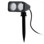 Nema 1 LED Outdoor double spot 93385