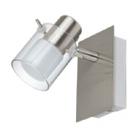 Sparano LED Wall Light Nickel 93817