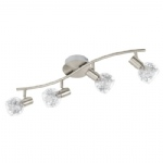 93829 Basento LED Ceiling Light