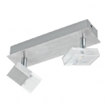 93866 Gemini 1 LED Ceiling Light