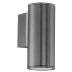 Riga LED Outdoor Anthracite Wall Light 94102