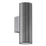 Riga LED Outdoor Anthracite Wall Light 94103