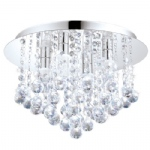 Almonte LED Bathroom Ceiling Light 94878